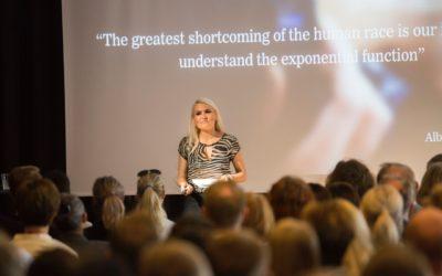 Næringslivets dag: Drammen skal bli verdens smarteste by!